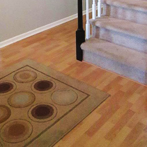 Care and maintenance steps for maintaining your wood floors by Peak Flooring Ink